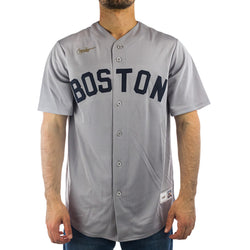 Nike Boston Red Sox MLB Official Replica Cooperstown Jersey Trikot C267GBRSBRSUCT-