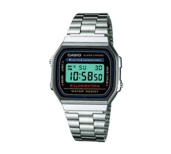 Casio Retro Digital Armband Uhr A168WA-1YES