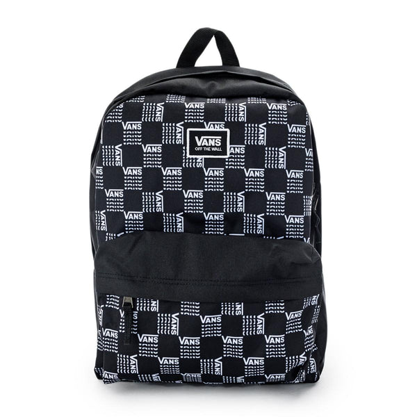 Vans Realm Classic World Check Backpack Rucksack VN0A3UI7ZM0-