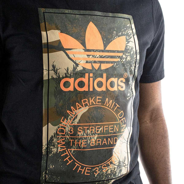 Adidas Camo Tongue T-Shirt GD5951-