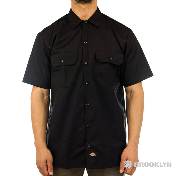 Dickies Work Shirt Hemd 1574 BK-