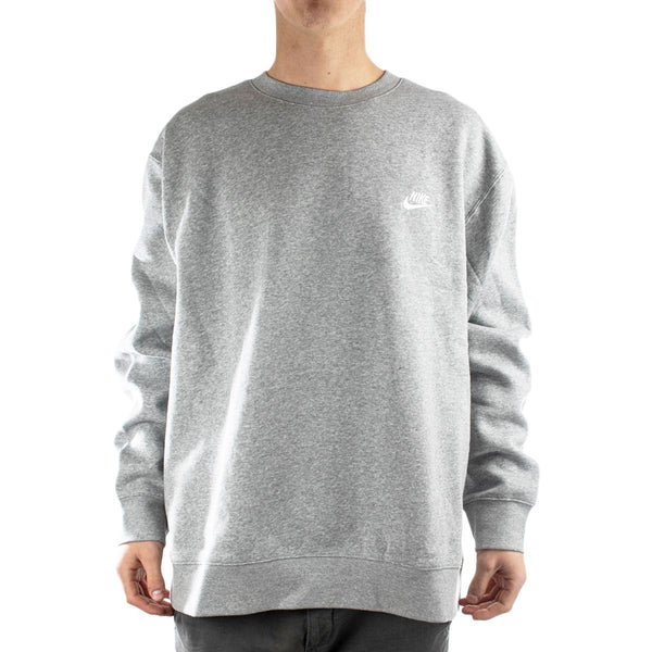 Nike NSW Club Crew Fleece Sweatshirt BV2662-063-