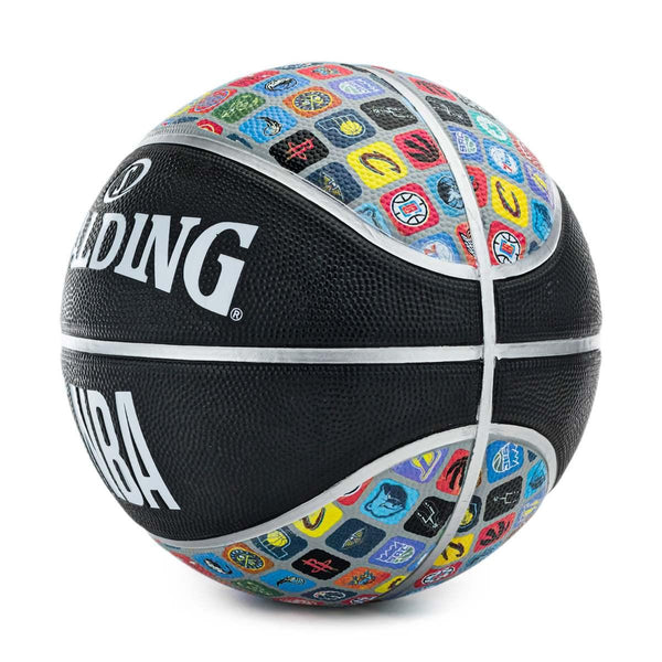 Spalding NBA Team Collection Basketball Größe 7 (83-649Z) 3001531010007-