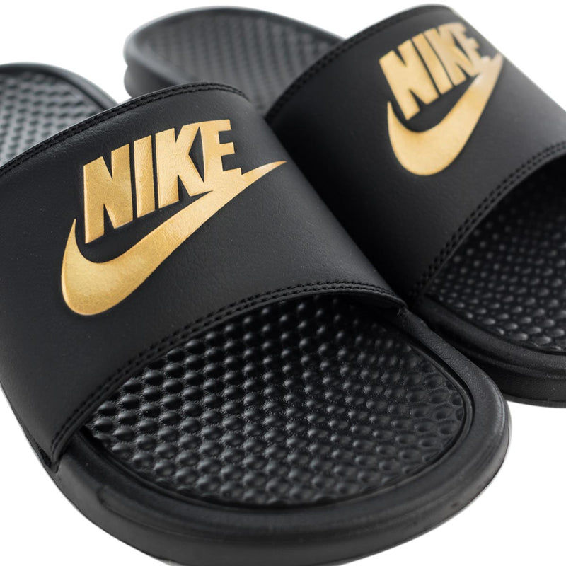 Nike Benassi Just Do It Badeschuhe 343880-016-