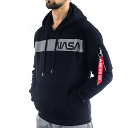 Alpha Industries Inc Nasa RS Hoodie 198313-03-