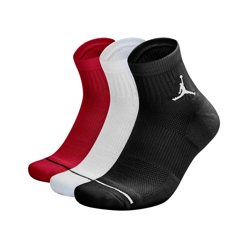 Jordan Jordan Jumpman High-Intensity Quarter Socken (3 Pair) SX5544-011-