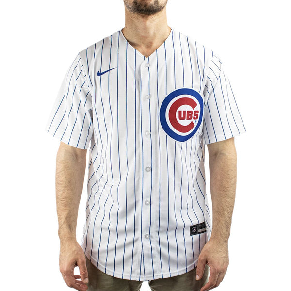 Nike Chicago Cubs MLB Official Replica Alternate Jersey Trikot T770EJWHEJXVH-