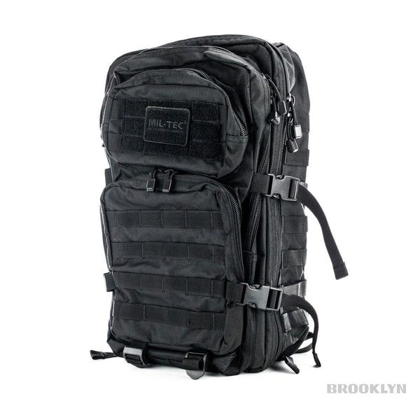 MIL-TEC US Assault Backpack Large Rucksack 14002202schwarz-