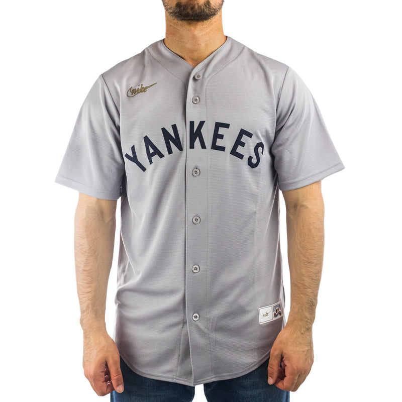 Nike New York Yankees MLB Official Replica Cooperstown Jersey Trikot C267GN27N27UCT-