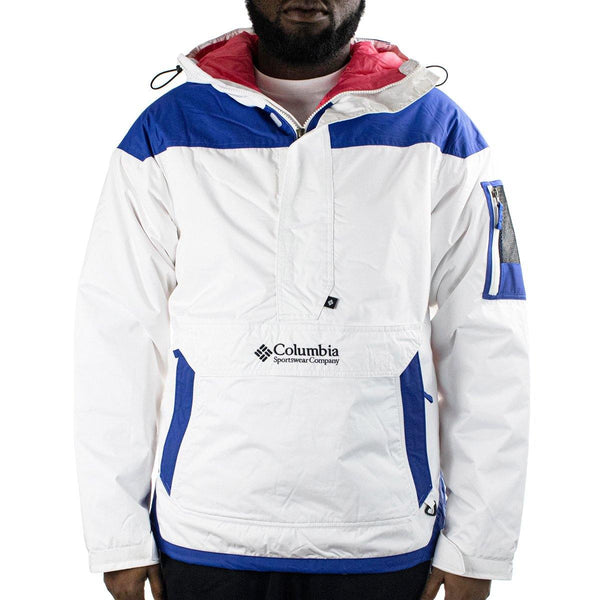 Columbia Challenger Pullover Winter Jacke 1698431-101-