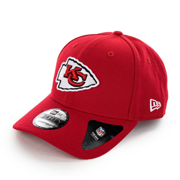 New Era 940 Kansas City Chiefs NFL The League Team Cap 10517880-