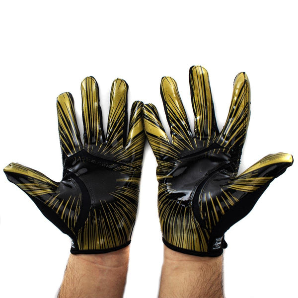 Wilson NFL Stretch-Fit Receivers Gloves Handschuhe WTF930600M-