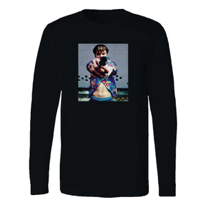 1990s Leonardo Dicaprio Romeo And Juliet Long Sleeve T-Shirt