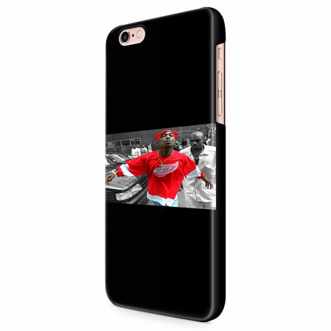 2pac Spitting iPhone 6/6S/6S Plus | 7/7S/7S Plus | 8/8S/8S Plus| X/XS/XR/XS Max 3D Case