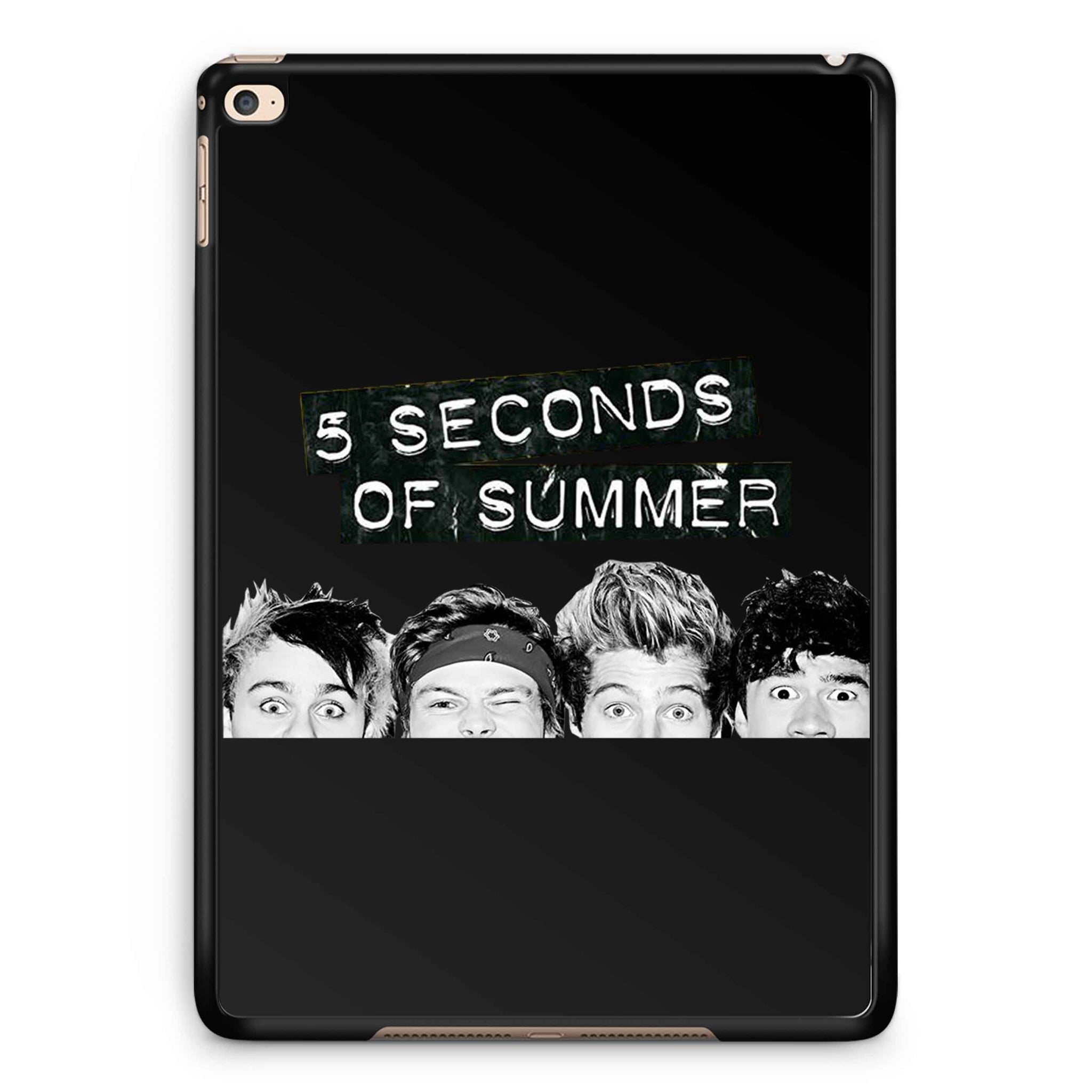 5 Second Of Summer Eyes iPad 2 / 3 / 4 / 5 / 6| iPad Air / Air 2 | iPad Mini 1 / 2 / 3 / 4 | iPad Pro Case