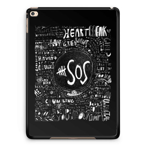 5 Second Of Summer iPad 2 / 3 / 4 / 5 / 6| iPad Air / Air 2 | iPad Mini 1 / 2 / 3 / 4 | iPad Pro Case