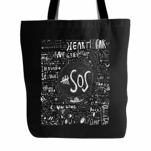 5 Second Of Summer Tote Bag