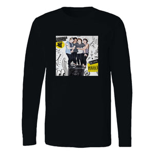 5 Second Of Summer She Looks So Perfect Long Sleeve T-Shirt