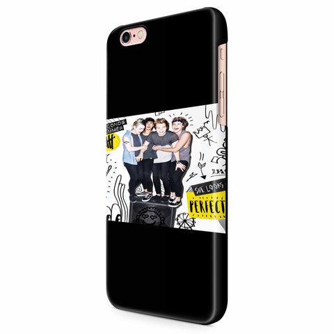 5 Second Of Summer She Looks So Perfect iPhone 6/6S/6S Plus | 7/7S/7S Plus | 8/8S/8S Plus| X/XS/XR/XS Max 3D Case