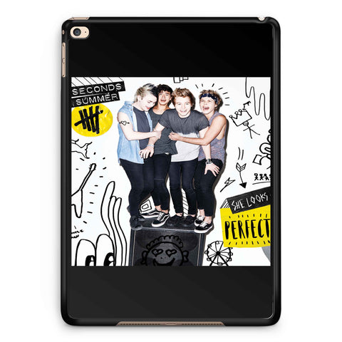 5 Second Of Summer She Looks So Perfect iPad 2 / 3 / 4 / 5 / 6| iPad Air / Air 2 | iPad Mini 1 / 2 / 3 / 4 | iPad Pro Case