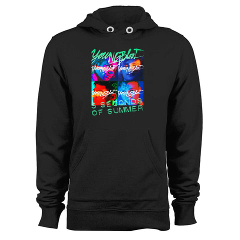 5 Second Of Summer Youngblood Unisex Hoodie