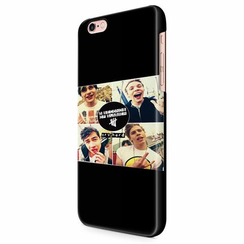 5 Seconds Of Summer Album iPhone 6/6S/6S Plus | 7/7S/7S Plus | 8/8S/8S Plus| X/XS/XR/XS Max 3D Case