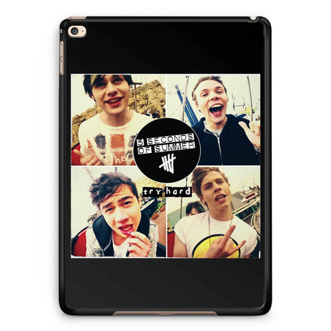 5 Seconds Of Summer Album iPad 2 / 3 / 4 / 5 / 6| iPad Air / Air 2 | iPad Mini 1 / 2 / 3 / 4 | iPad Pro Case