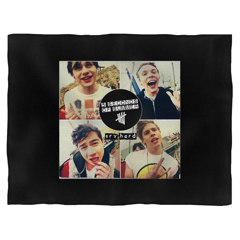 5 Seconds Of Summer Album Blanket