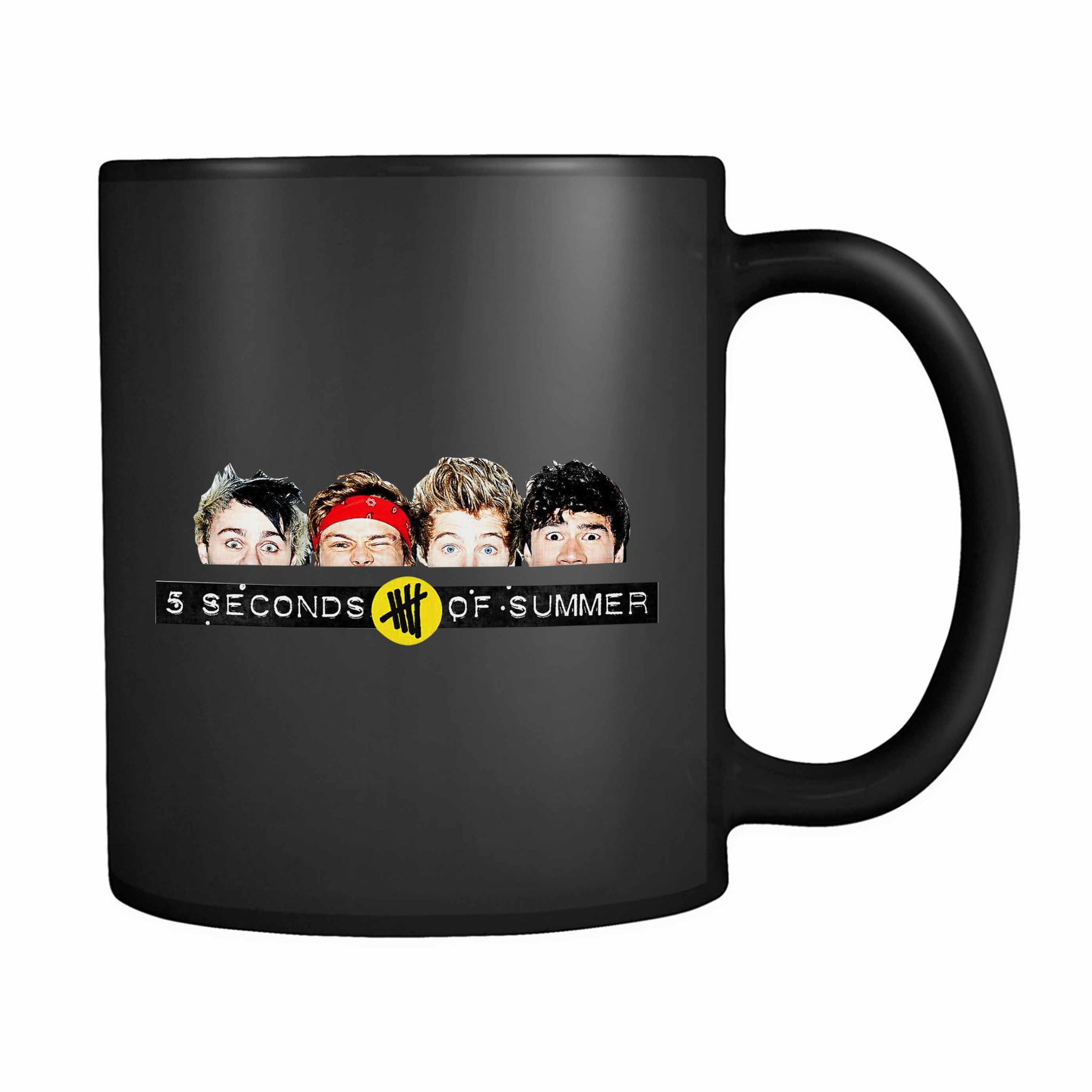 5 Sos Eyes 11oz Mug