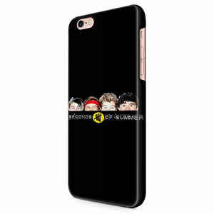 5 Sos Eyes iPhone 6/6S/6S Plus | 7/7S/7S Plus | 8/8S/8S Plus| X/XS/XR/XS Max 3D Case