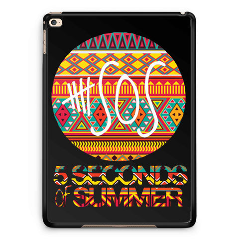 5 Sos Logo iPad 2 / 3 / 4 / 5 / 6| iPad Air / Air 2 | iPad Mini 1 / 2 / 3 / 4 | iPad Pro Case