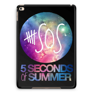 5 Sos Logo Nebula iPad 2 / 3 / 4 / 5 / 6| iPad Air / Air 2 | iPad Mini 1 / 2 / 3 / 4 | iPad Pro Case