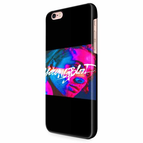 5 Sos Youngblood Luke Cover iPhone 6/6S/6S Plus | 7/7S/7S Plus | 8/8S/8S Plus| X/XS/XR/XS Max 3D Case