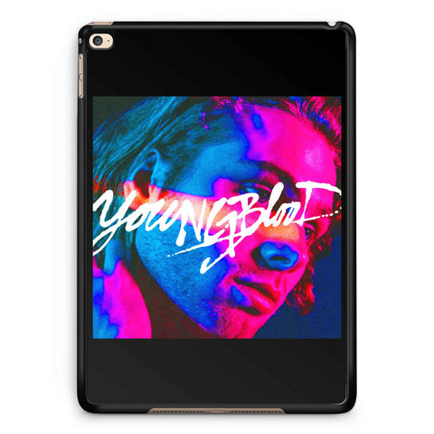 5 Sos Youngblood Luke Cover iPad 2 / 3 / 4 / 5 / 6| iPad Air / Air 2 | iPad Mini 1 / 2 / 3 / 4 | iPad Pro Case
