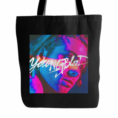 5sos Youngblood Luke Tote Bag