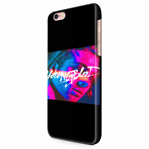 5sos Youngblood Luke iPhone 6/6S/6S Plus | 7/7S/7S Plus | 8/8S/8S Plus| X/XS/XR/XS Max 3D Case