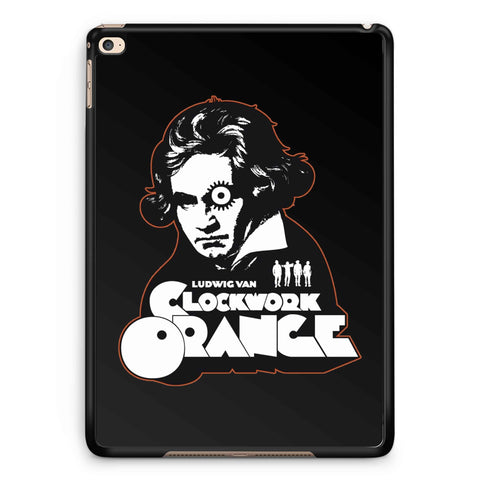 A Clock Orange Ludwig Van iPad 2 / 3 / 4 / 5 / 6| iPad Air / Air 2 | iPad Mini 1 / 2 / 3 / 4 | iPad Pro Case