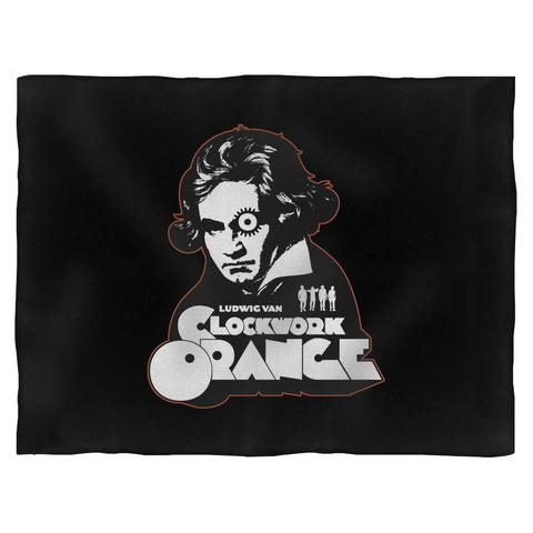 A Clock Orange Ludwig Van Blanket