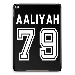 Aaliyah 79 Baseball iPad 2 / 3 / 4 / 5 / 6| iPad Air / Air 2 | iPad Mini 1 / 2 / 3 / 4 | iPad Pro Case