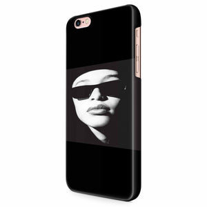 Aaliyah Face Glasses iPhone 6/6S/6S Plus | 7/7S/7S Plus | 8/8S/8S Plus| X/XS/XR/XS Max 3D Case