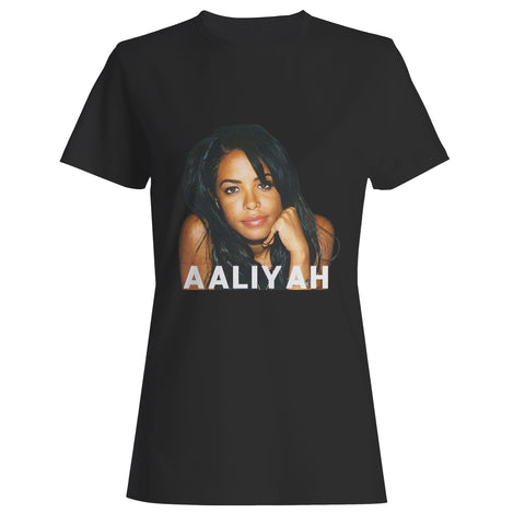 Aaliyah Woman's T-Shirt