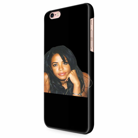 Aaliyah Pose iPhone 6/6S/6S Plus | 7/7S/7S Plus | 8/8S/8S Plus| X/XS/XR/XS Max 3D Case