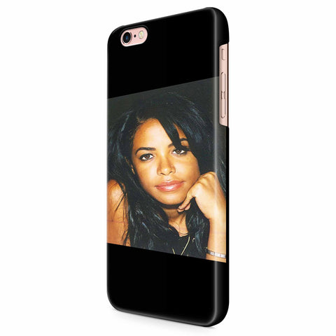 Aaliyah Poster iPhone 6/6S/6S Plus | 7/7S/7S Plus | 8/8S/8S Plus| X/XS/XR/XS Max 3D Case