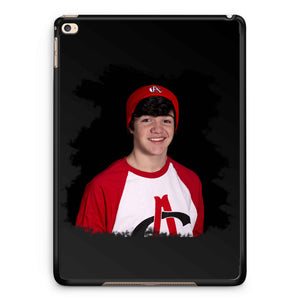 Aaron Carpenter Magcon iPad 2 / 3 / 4 / 5 / 6| iPad Air / Air 2 | iPad Mini 1 / 2 / 3 / 4 | iPad Pro Case