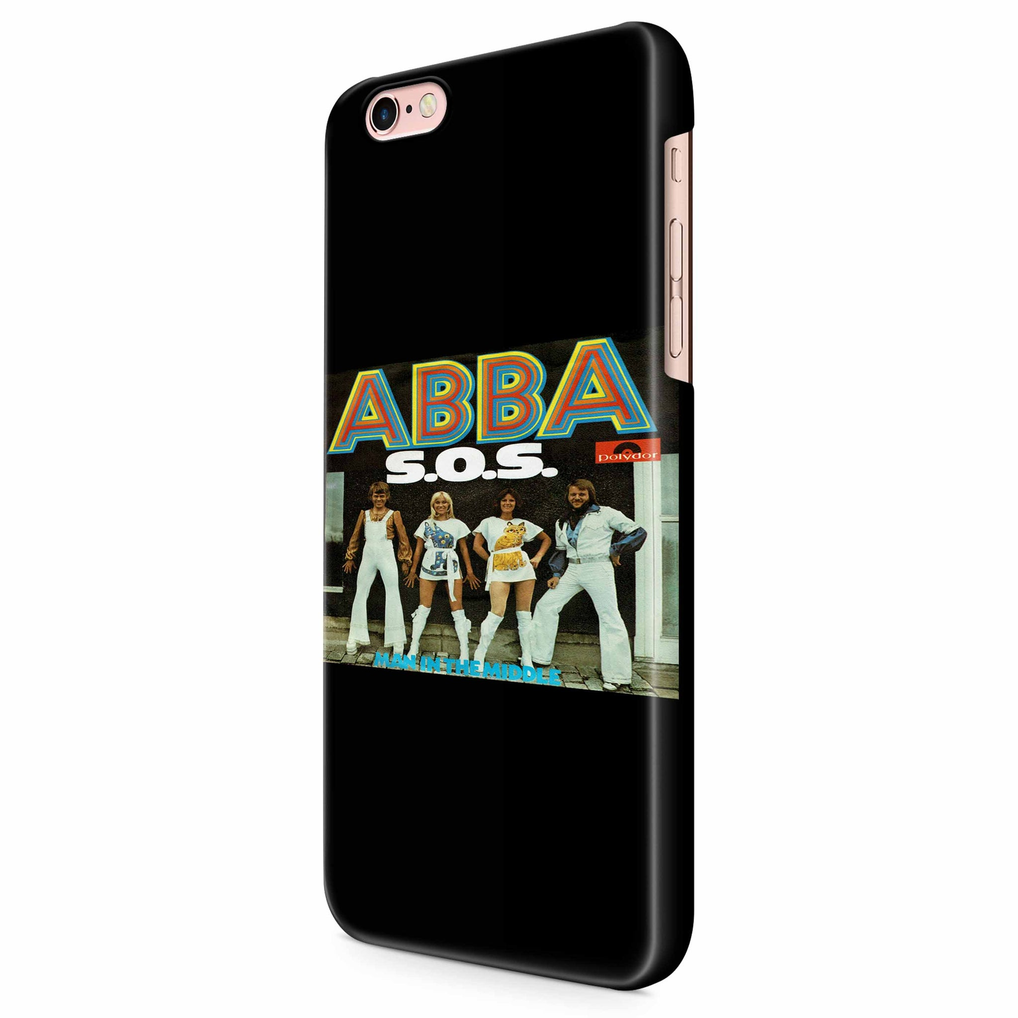Abba Sos Cover iPhone 6/6S/6S Plus | 7/7S/7S Plus | 8/8S/8S Plus| X/XS/XR/XS Max 3D Case