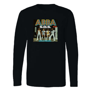 Abba Sos Cover Long Sleeve T-Shirt