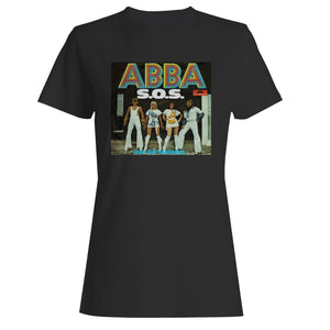 Abba Sos Cover Woman's T-Shirt