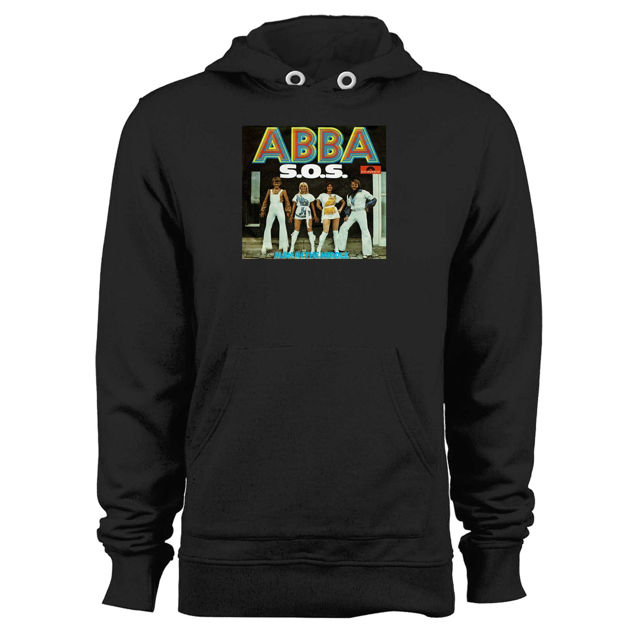 Abba Sos Cover Unisex Hoodie