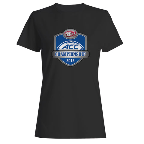 Acc Championship Logo Pepper Woman's T-Shirt