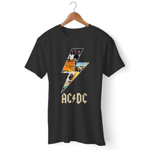 Acdc Band Man's T-Shirt